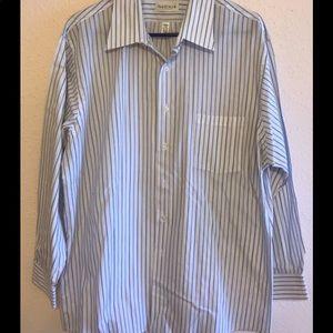 Men's Dress Work Shirt